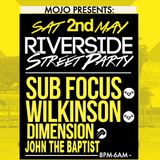 Mojo's Riverside Street Party!