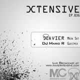 Xtensive Ep.036 ft. DJ Mario R guestmix - Mar 19th,2012