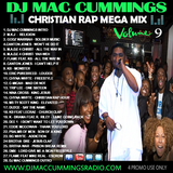 DJ Mac Cummings Christian Rap Mix Volume 9