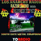 "DOPESICK's Adam Albright hangs with Andy ""Fucking"" Ford on Razor on Los Anarchy"