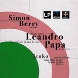 UDMI Radio - 14/5/17 Simon Berry with guests Leandro Papa & Jenko