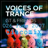 Ciacomix - Voices Of Trance 026 (June 2007)