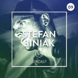 #9 Mixcast   Stefan Biniak