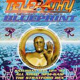 Andy C w/ Stevie Hyper D, Skibadee & Det - Telepathy, Blueprint - Stratford Rex - 12.7.97