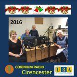 The Cirencester U3A Show - Dec 2016