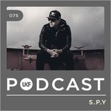 UKF Podcast #75 - S.P.Y