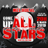 Gone Up All-Stars #Winter2019 - Melodeal #Beatminerz