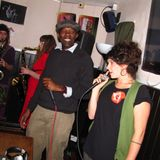 LiVe DuB ReVoluTioN ! KnaTTy P , Gail Force, SteVie ConGo, Dee , Marcella - in session
