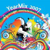 The Dizzy DJ - about a dizzy year - YEARMIX 2007