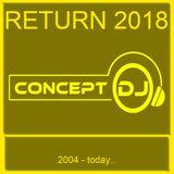Concept - Back 2k18 (18.09.2017)