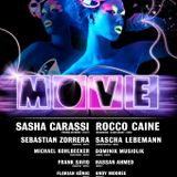 Rocco Caine @ Move - Tanzhaus West