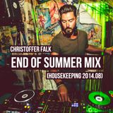 End of Summer Mix (Housekeeping 2014.08)