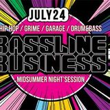 Bassline Business Promo Mini-Mix