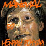 MANIMAL - dj henrry pottar - minimal tekno mix