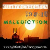 Malediction  - Electric Confusion Vol. 3 [Ruhrfrequenzen Podcast Show 09/2K16]
