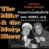 The Mike & The Morp Show wth guest DJ Vegas Wolf 08-23-16
