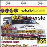 Club Tunes 1994 die erste