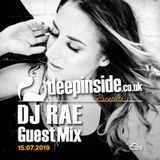 DJ RAE is on DEEPINSIDE #03