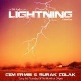 cem ermis & burak colak - Lightning 004 on TM-Radio @ November 2011