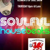 Bob Christie Elements Of Soul Cambrian Radio  1-8-19