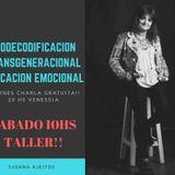 Susana Ajeitos en Revillo de Vuelta // La Radio de EL Eco.