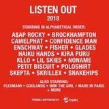 Skrillex @ Listen Out, Melbourne, Australia 2018-09-22