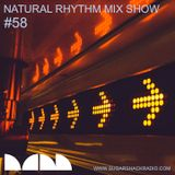Natural Rhythm Mix Show #58 August 26th 2017