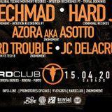 JC Delacruz Live @ 2nd Moment BEM, Hard Club Porto 15-04-2017 (STRONG RHYTHM PODCAST 8)
