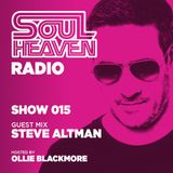 Soul Heaven Radio 015: Steve Altman