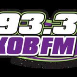 93.3 KKOB FM Saturday Night Block Party Mix 3 (4-14-18)