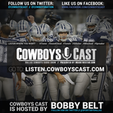 CC20: Charean Williams, Wrapping up DAL/SF, and Previewing Cowboys vs Vikings