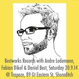 Fabian Dikof Guest Mix - Bestworks Records 20 Sept