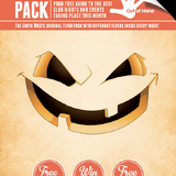Out of Hand Flyer Pack - OCTOBER - Free mix from Ben Soundscape