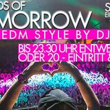 DJ Marques - Sounds of tomorow - Atrium Kiel - 25.01.2015 - Livecut