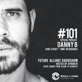 Future Allianz Radioshow at Ibiza Global Radio Hosted by Afrobeat_101 DANNY B