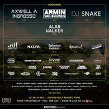 Armin van Buuren - Live @ Sunburn Festival (India) - 30-DEC-2018