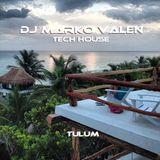 DJ MARKO VALEN - TECH HOUSE - TULUM - BACK TO BACK RADIO