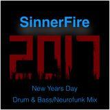 2017 New Years Day Mix - SinnerFire