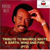 NIGEL B (TRIBUTE TO MAURICE WHITE OF EARTH, WIND & FIRE (PT2)