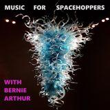 Music for Space Hoppers with Bernie Arthur 240818
