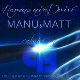 Manu & Matt @ Harmonic Drive 2015