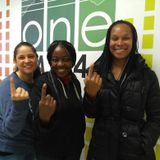 One FM 94.0 - LJ & Hannah chat to Rita and Bridget about parenting 07092017