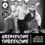 The Music & Arts Guild Showcase, Episode 055 :: The Gruesome Twosome :: 15 JUN 2017