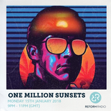 One Million Sunsets 15th January 2018