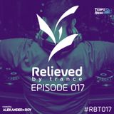 Alexander de Roy - Relieved By Trance 017 (23.09.2016)