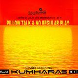 NO REGULAR PLAY - LIVE at KUMHARAS - JULY 23rd 2015 - IBIZA SONICA