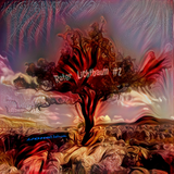 Roter Lichtbaum #2