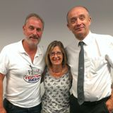 Breakfast with Martin and Debbie 12 June 2018 (guest Steve Barnes St. Ambrose Players)