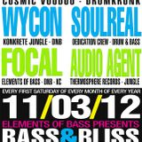 Soulreal - Live @ Bass & Bliss - 11/03/12