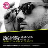 Andre Rizo @ Ibiza Global Radio - Abril 15